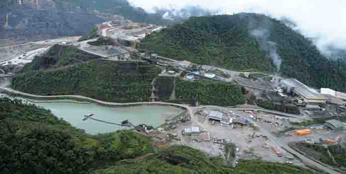 oktedi copper mine Profile: ok tedi mining it is one of the world's largest copper mines to give some idea of the mine's importance to the country.