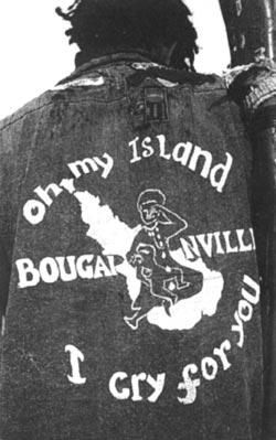 I cry for you bougainville tshirt