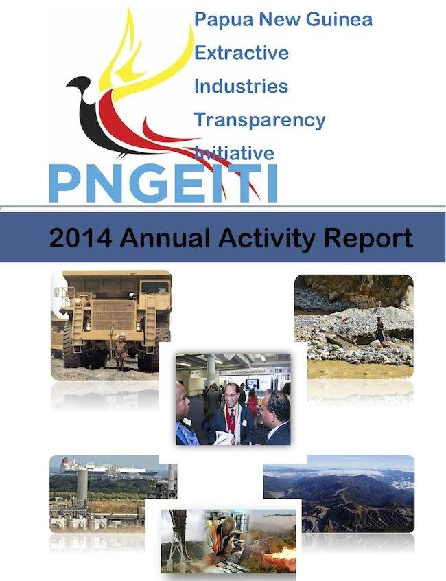 PNG EITI 2014