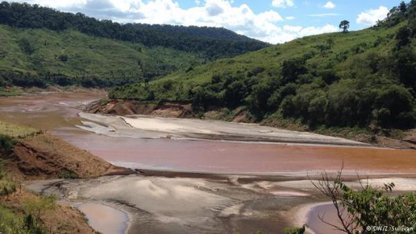 brazil river